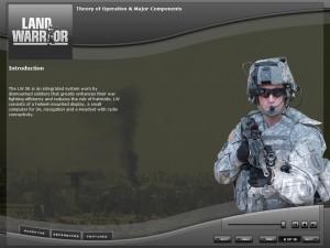 Land Warrior Page 1